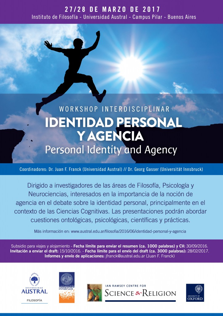Workshop Personal Agency